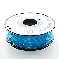 3D Solutech See Through Aqua Blue 1.75mm PLA 3D Printer Filament 2.2 LBS (1.0KG) - 100% USA from 3D Solutech