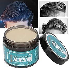 80g Hair Wax, Styling Cream, Professional Styling Wax stying Wax Styling Forming Cream Hair Gel Styling Cream Gel…