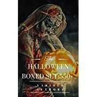 HORROR/GOTHIC Boxed Set: 550+ Halloween Edition Kindle Edition Deals
