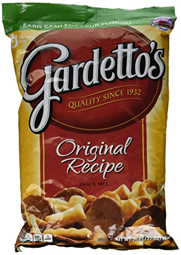 Gardetto's, Original Recipe Snack Mix, 32-Ounce Bag ()