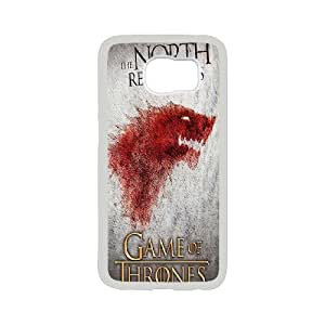 Drawing art Game of Thrones TV shows poster phone Case Cove For Samsung Galaxy S6 Edge (G9250) JWH9223950
