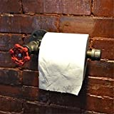 Retro/industrial wind/water/pipe/tissue Holder/mural/Plumbing/iron/art/tissue/racks/toilet paper rack