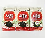[Kyungcheon Food] SiGol, Seaweed Premium Natural Roasted Seaweed Snack 4.2g 0.14oz(8sheet)-(Pack of 6)