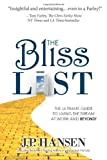 The Bliss List, J. P. Hansen, 0984093419