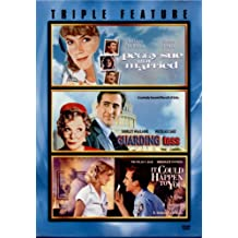 Nicholas Cage Triple Feature Peggy Sue Got Married / Guarding Tess / It Could Happen to You