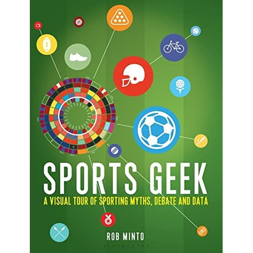 Sports Geek: A visual tour of sporting myths, debate and data