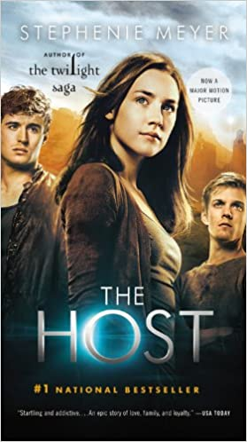 What is the writing style of the Host by Stephenie Meyer?