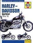 Harley Davidson Sportster 883 883R XL...
