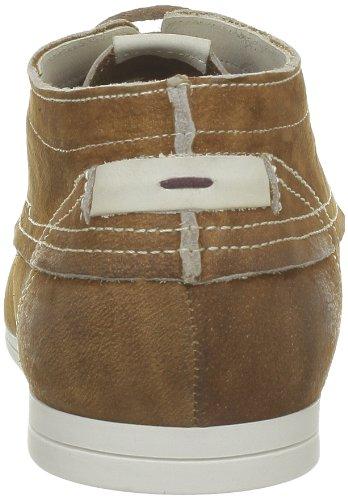 Kost - Botas de terciopelo para hombre Marrón (Marron (Cognac))