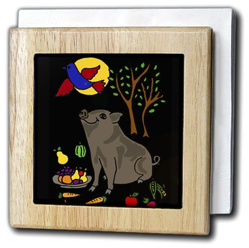 3drose-nh-200566-1-funny-grey-pot-bellied-pig-with-food-and-bluebird-overhead-tile-napkin-holder-6-n