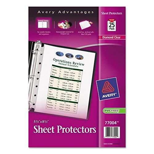 Avery Heavyweight Protectors Acid Free 77004