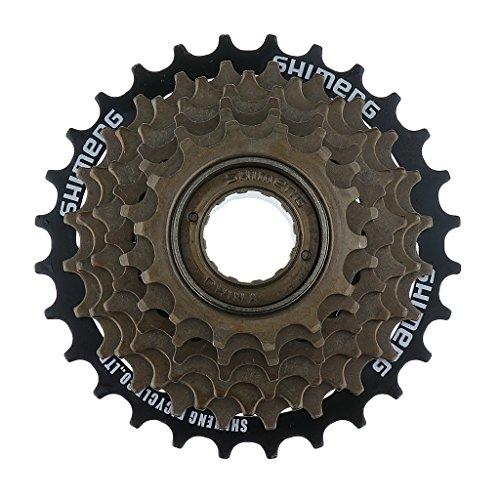 MagiDeal New 7 Speed Mountain Road Bike MTB Freewheel Sprocket