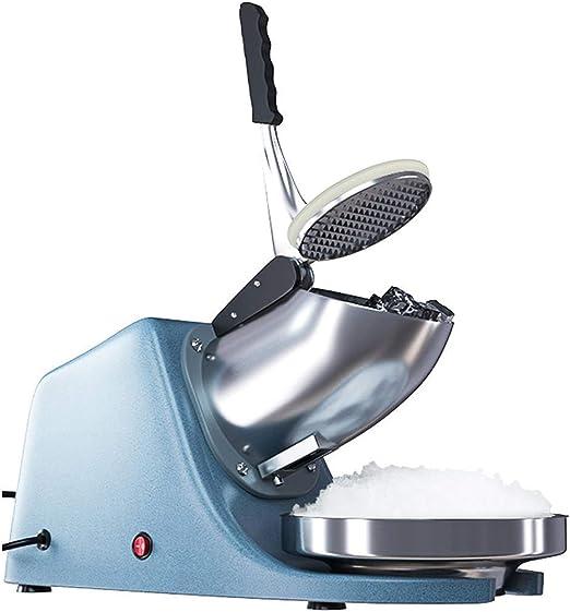 DGYAXIN Eléctrico 350W Picadora de Hielo Batidos Interruptor Trituradora máquina de Cono de Nieve máquina afeitadora picadora de Hielo de Hielo Helado de la Regla ...