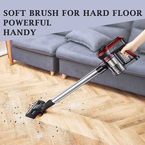 Buy rated hardwood floor vacuum