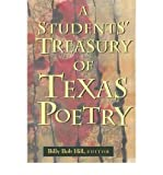 img - for A Students' Treasury of Texas Poetry(Hardback) - 2007 Edition book / textbook / text book