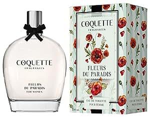 Coquette Eau de Toilette Fleurs Du Paradise - 100 ml