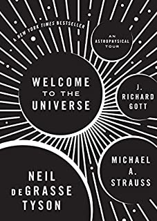 Book Cover: Welcome to the universe : an astrophysical tour