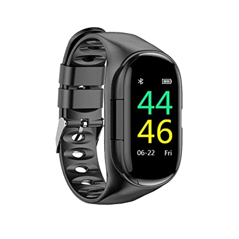 Smartwatch, Fitness Tracker Waterproof Color Screen Smart ...