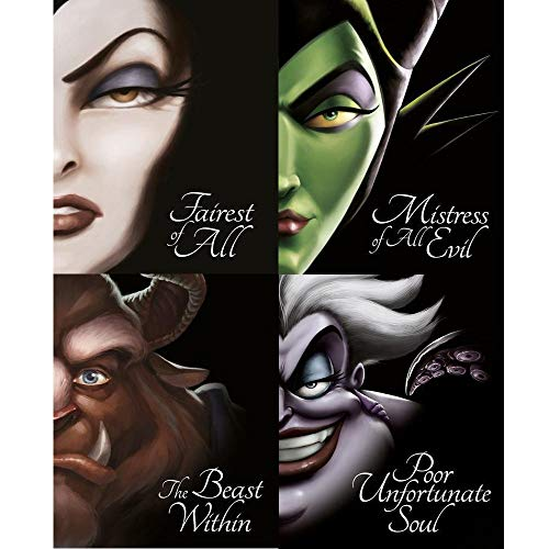 Villain tales series serena valentino 4 books collection set -