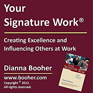 Your Signature Work Audiobook