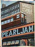 #5: Pearl Jam poster wrigley field chicago steve thomas art 2018 tour pj