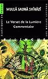 Le Verset de la Lumiere, Mulla Sadra, 2251800034