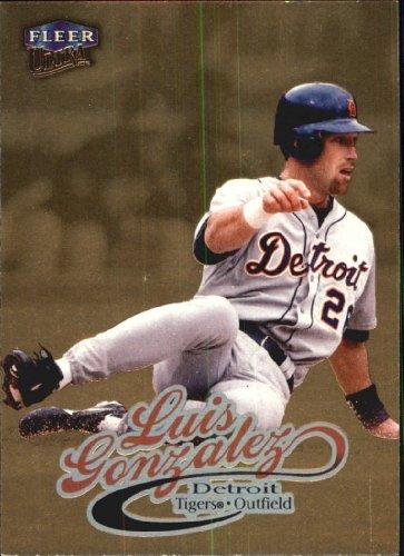 Baseball Gonzalez Luis (1999 Ultra Gold Medallion Baseball Card #197 Luis Gonzalez Near Mint/Mint)