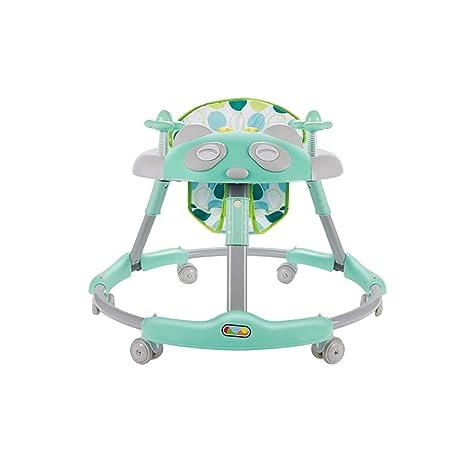 Andador para bebés 6-8-12 Meses 18 Andador Multifuncional ...