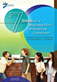 img - for 7 Steps to a Language-Rich Interactive Classroom book / textbook / text book