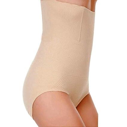 35ff1387179 Women High Waist Body Shaper Panties Seamless Tummy Belly Control Waist  Slimming Pants Shapewear Girdle Underwear