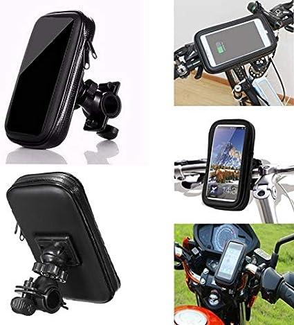 5.5 pulgadas Universal MTB Bicicleta Bicicleta Teléfono Soporte ...
