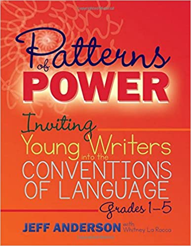 Amazon patterns of power inviting young writers into the patterns of power inviting young writers into the conventions of language grades 1 5 stopboris Images