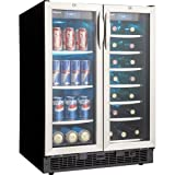 Danby DBC2760BLS 5.0 Cu. Ft. Silhouette Beverage Center - Black/Stainless