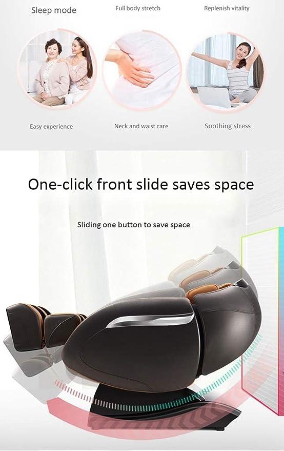 Amazon.com: PRA Massage Silla de cuerpo eléctrico de ...