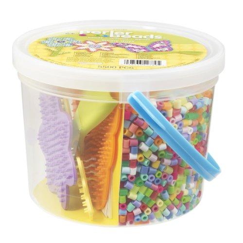 Perler Beads Sunny Activity Bucket