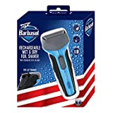 Xtreme Digital Lifestyle Accessories BARBASOL Wet & Dry FOIL Shaver, Black