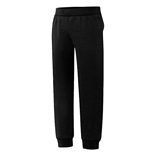 new concept 0ddd4 3fdaf Amazon.com  Hanes ComfortSoft EcoSmart Girls Jogger Sweatpants  Clothing