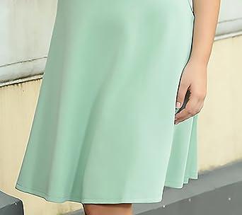 Sukienka koktajlowa damskie krÓtka pulchny elegancka Fashion bezrękawowy młodych Hipster High waist linia A-jednokolorowy impreza sukienka wieczorowa na ubrania odświętne sukienki duże rozmiary: