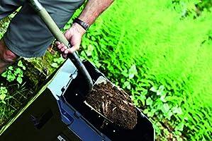 Gartenfreude Garden - Compostador, Color Negro: Amazon.es: Jardín