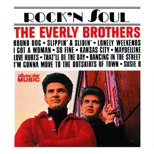 Rock N Soul - Brothers Dvd Everly