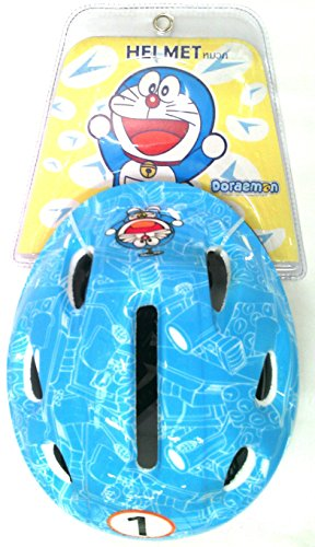 Doraemon Helmet! For Childrens And High Security, Who We love Very Much.