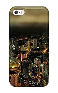 Nafeesa J. Hopkins's Shop Hot 6744563K69655412 Tpu Shockproof Scratcheproof Dubai City Hard Case Cover For Iphone 5/5s