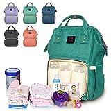 Best Baby Diaper Bags - Diaper Backpack, Large Capacity Baby Bag, Multi-Function Travel Review