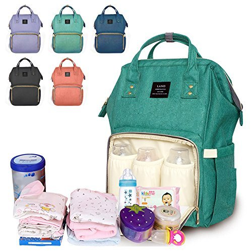 Diaper Backpack, Large...