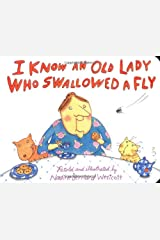 I Know an Old Lady Who Swallowed a Fly Board book