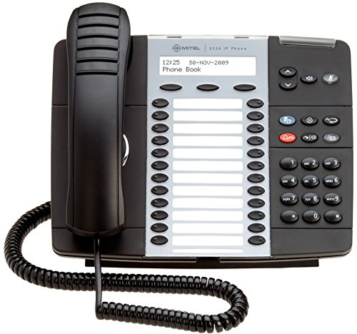 MITEL MIT-5324-REF FULLY REFURBISHED VOIP BUSINESS TELEPHONE ONE YEAR WARRANTY by Mitel