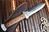 BIG Sale - Outstanding Value -Handmade Hunting Knife 01 Carbon Steel