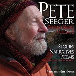 Pete Seeger: Storm King - Volume 2 Audiobook