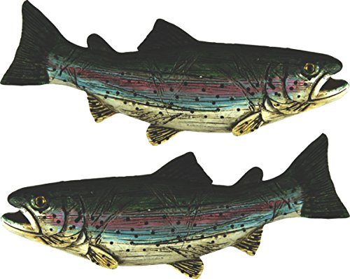 (River's Edge Products Trout Drawer Pulls)