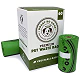 Earth Rated Dog Poop Bags, 900 Extra Thick and...